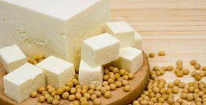 Món chay: Đậu phụ chấm sốt đậu phộng