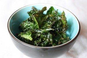 Món ăn chay dinh dưỡng với Cải xoăn 1