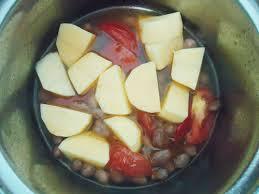 Món chay: Canh khoai lang