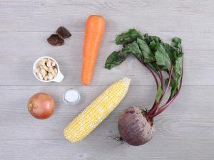 Món chay thải độc: Canh rau củ ngọt lành