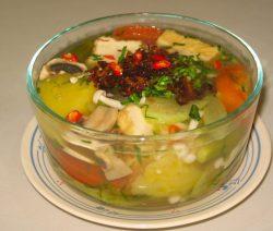 Canh chua chay 8