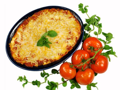 Lasagna Chay 1