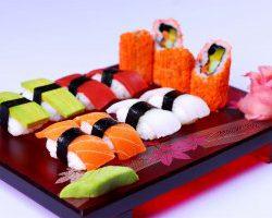 Sushi Chay . 6