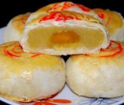 Món chay: Bánh bía chay say đắm lòng người 10