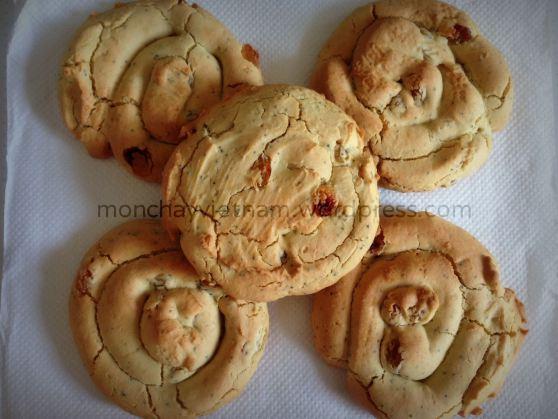 Bánh scone thuần chay 1