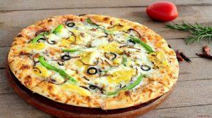 Ngày mới ăn chay với món Pizza chay