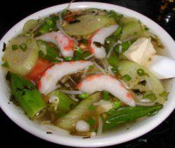 Canh Chua Tôm & Tofu Chay 2