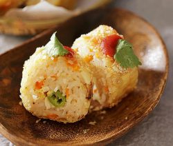 Cơm cuộn ăn chay kiểu mới cho tháng Vu Lan 10