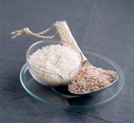 Thực dưỡng chay:Cơm gạo lức