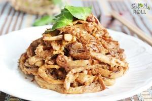 Biến tấu các món chay từ nấm