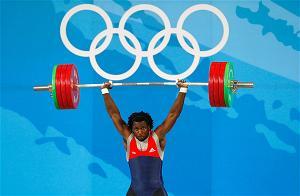 Vận động  viên cử tạ ăn chay  tại Olympics Rio 2016 1