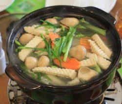 Lẩu ăn chay vừa ngon vừa tốt cho sức khỏe 2