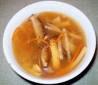 mon chay : Soup chua Trung Hoa . 1