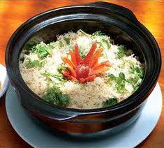 Món chay : Cơm niêu cá mặn … 1