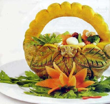 Món chay : Nấm xào thập cẩm