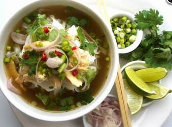 Phở chay. 1