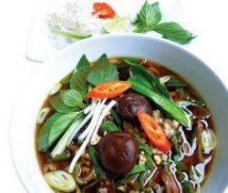 Ăn chay ngon với các món chế biến từ gạo lứt 4