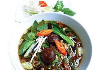 Ăn chay ngon với các món chế biến từ gạo lứt 1
